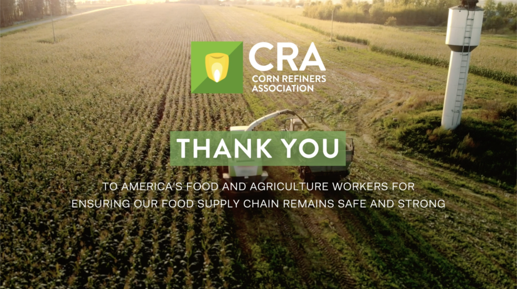 Thank You, Food and Ag Workers
